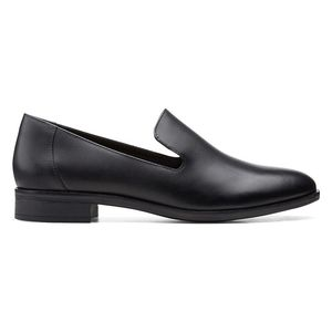 Clarks Trish Leather Loafers